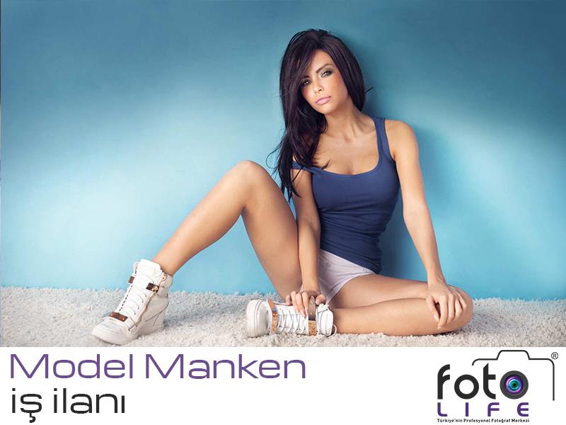 Model Manken